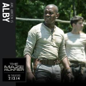 Alby - one of their leaders