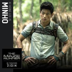 Minho's the Maze Runner's Keeper