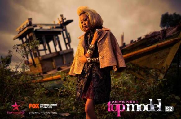 Sheena is your Asia's Next Top Model