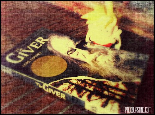 my copy of the book with my gohan :)