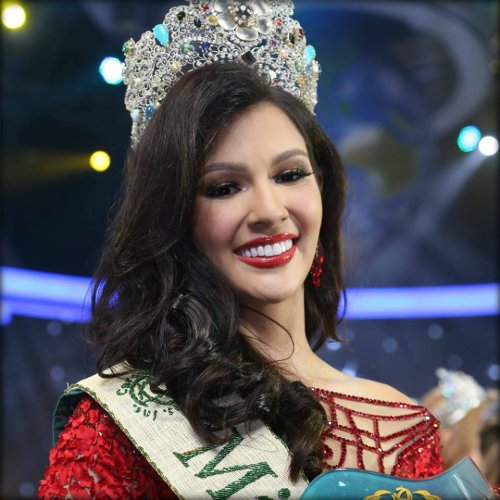 Miss Earth 2014 - Jamie Herrel  via Miss Earth Pageant FB Page