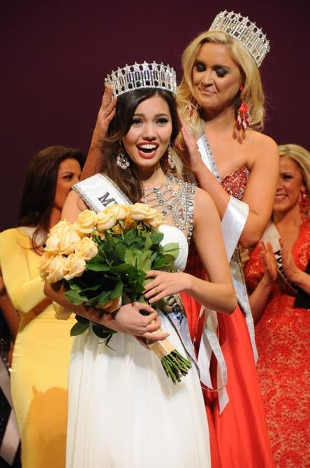 via Pageant Update - Miss USA Coverage FB Page
