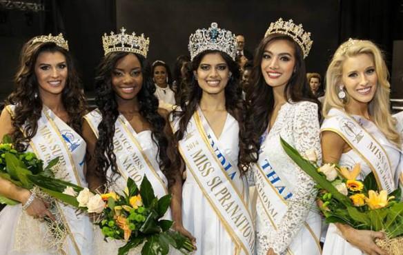 Miss Supranational 2014 Winners