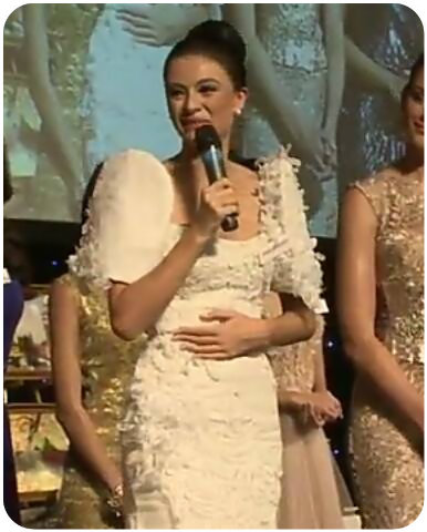 Valerie During The Miss World Charity Gala Night