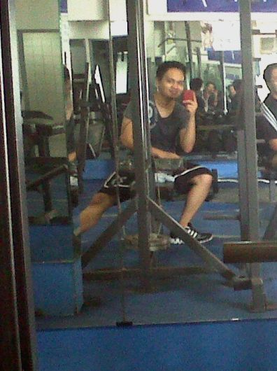 a couple of years ago when I was still a member of our local gym. Gah! I also need to hit the gym soon!!!!!