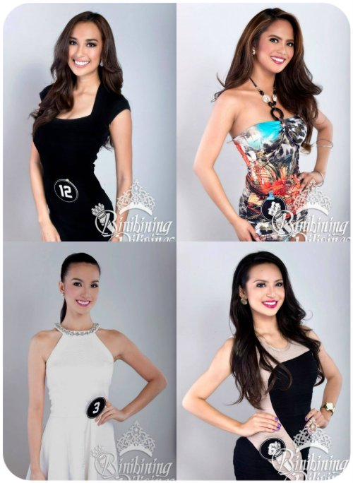 counter-clockwise: Hannah Ruth Sison, Annalie Forbes, Anabel Christine Tia, Kimverlyn Suiza