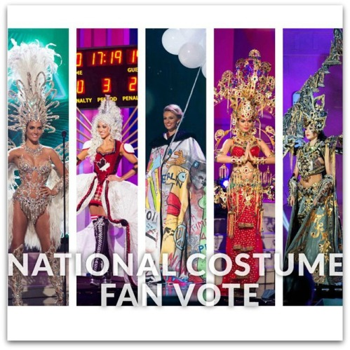 Best In National Costume