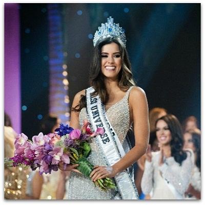 Miss Universe 2014 - Paulina Vega