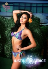 23 Justine Beatrice Felizarta