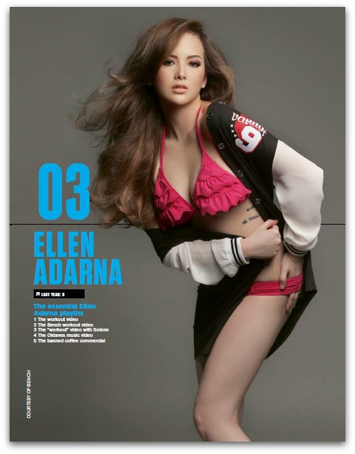 FHM Philippines | PADDYLAST INC