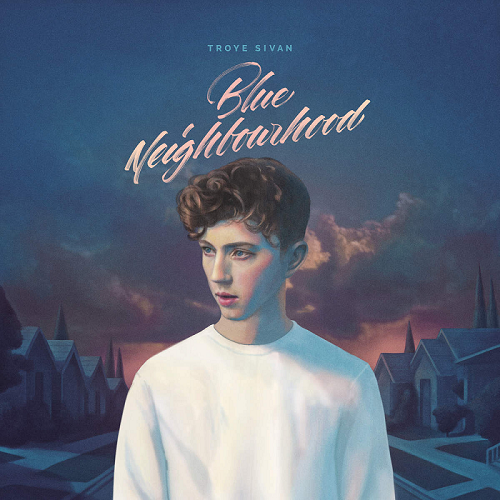 BLUE NEIGHBOURHOOD ALBUM COVER
