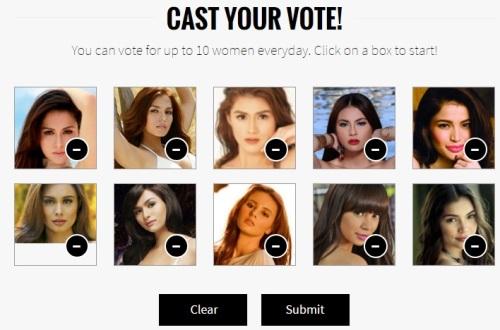 Cast Your Votes