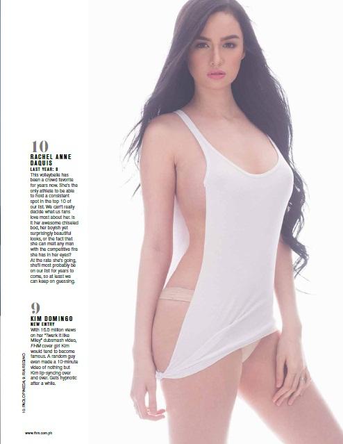 9 Kim Domingo