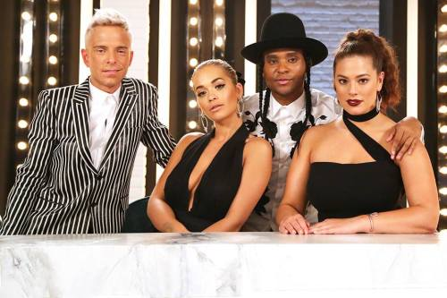 ANTM on VH1 Judges