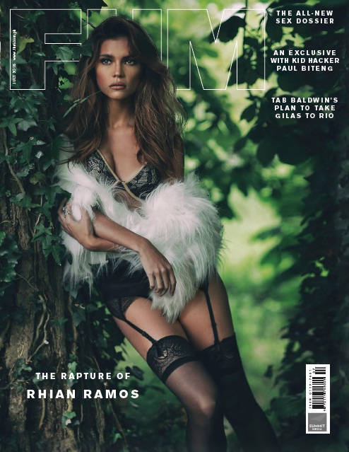 Kapuso star Rhian Ramos is gracing the cover of this year's most anticipated issue of the magazine!