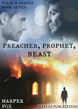 Book Review: Preacher, Prophet, Beast (The Tyack & Frayne Mysteries
